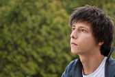 年轻男子 — 图库照片