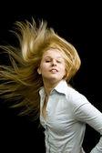 青年舞蹈 — 图库照片