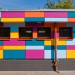 Stock Photo: Small colourful building