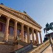 Berlins Old National Gallery — Stock Photo
