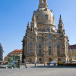 Stock Photo: Famous Frauenkirche in Dresden