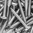 Stock Photo: Screws background