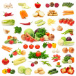 Collection vegetables — Stock Photo #7635278