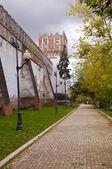 Novodevichy Monastery — Stock Photo