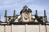 Iglesia en addis abeba, etiopía — Foto de Stock