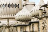 Brighton pavillions ornate dome roof — Stock Photo