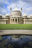 Brighton pavillion regency palace england — Stock Photo