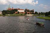Wawel Royal Castle. — Stock Photo
