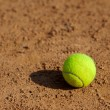Stock Photo: Tennis ball.
