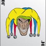 The Joker — Stock Vector