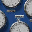 Time zone — Stock Photo