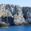 Coves And Rocks - Giannutri Island — Stock Photo