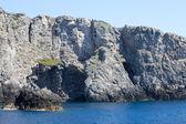 бухты и скалы - острова джаннутри — Стоковое фото