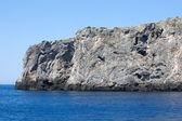 ジャンヌトリ島海の岬 — ストック写真