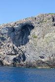 ジャンヌトリ島の海岸の部分 — ストック写真