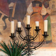 Stock Photo: Antique Candelabrum