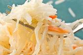 λάχανο τουρσί自動車キー点火ロックで — Φωτογραφία Αρχείου