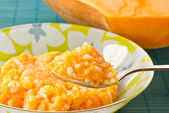 Pumpkin porridge — Stock Photo
