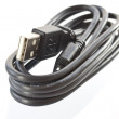 Usb cable black — Stock Photo #7807714