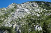 Climbing mountain — Stock Photo