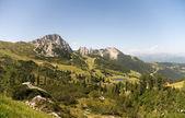 Panoramic Alps — Stock Photo