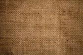 High quality burlap or sacking or sackcloth texture — Stock Photo