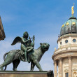 Stock Photo: Gendarmenmarkt square, Berlin