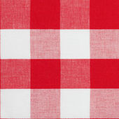 Real seamless pattern of gingham traditional tablecloth suitable — Stock Photo