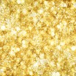 Abstract background of golden lights — Stock Photo #7301886