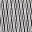 Stock Photo: Silver metal grate background