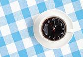 Понятие времени кофе — Стоковое фото