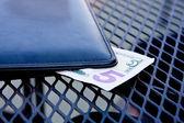 Five Dollar Tip — Stock Photo
