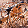 Revolutionary Cannon — Stock Photo #7614011