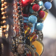 Beads necklaces — Foto Stock