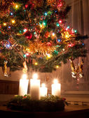 Advent and Christmas — Stock Photo