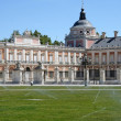 Real palace of Aranjues /Madrid, Spain/ — Stock Photo #7778407