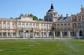 Real palace of Aranjues /Madrid, Spain/ — Stockfoto