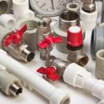 Plumbing fixtures — Stock Photo #7091907