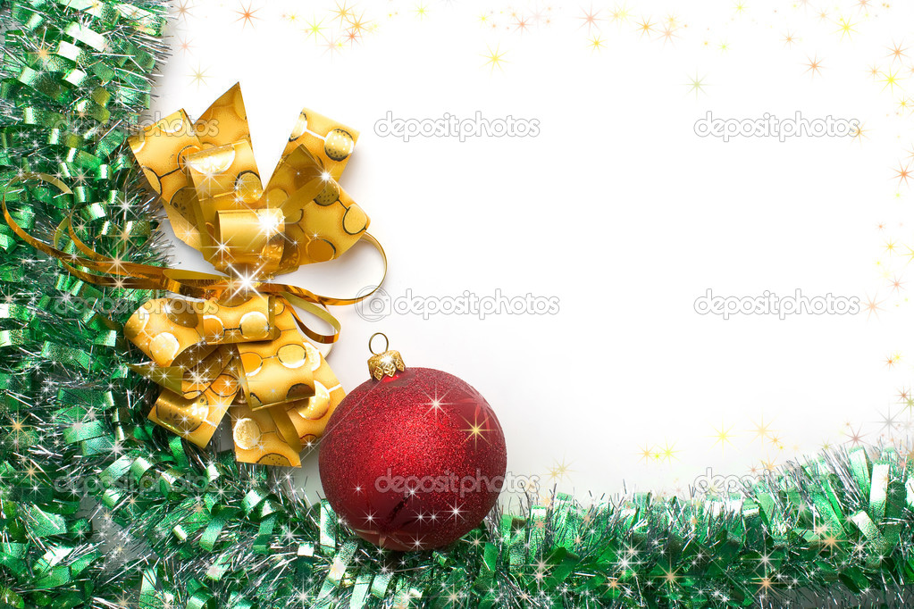 Happy New Year and Merry Christmas  Stock Photo #7171962