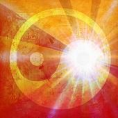 陰と陽のシンボル — ストック写真