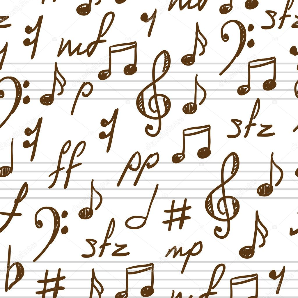 how to make music symbols on facebook
