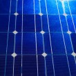 Solar cells pattern background texture — Stock Photo #6822001