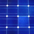 Solar cells pattern background texture — Stock fotografie