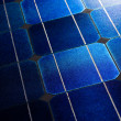 Royalty-Free Stock Photo: Solar cells pattern background texture