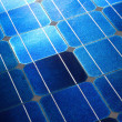 Solar cells pattern background texture — Stockfoto