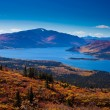 Fish Lake, Yukon Territory, Canada - Stock Photo