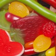 Stock Photo: Lot of candies