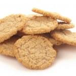 Oatmeal cookies — Stock Photo #7958205
