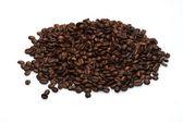 Heap of coffee crops — Stock Photo