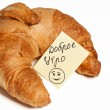 Croissants French Breakfast — Stock Photo #7352674